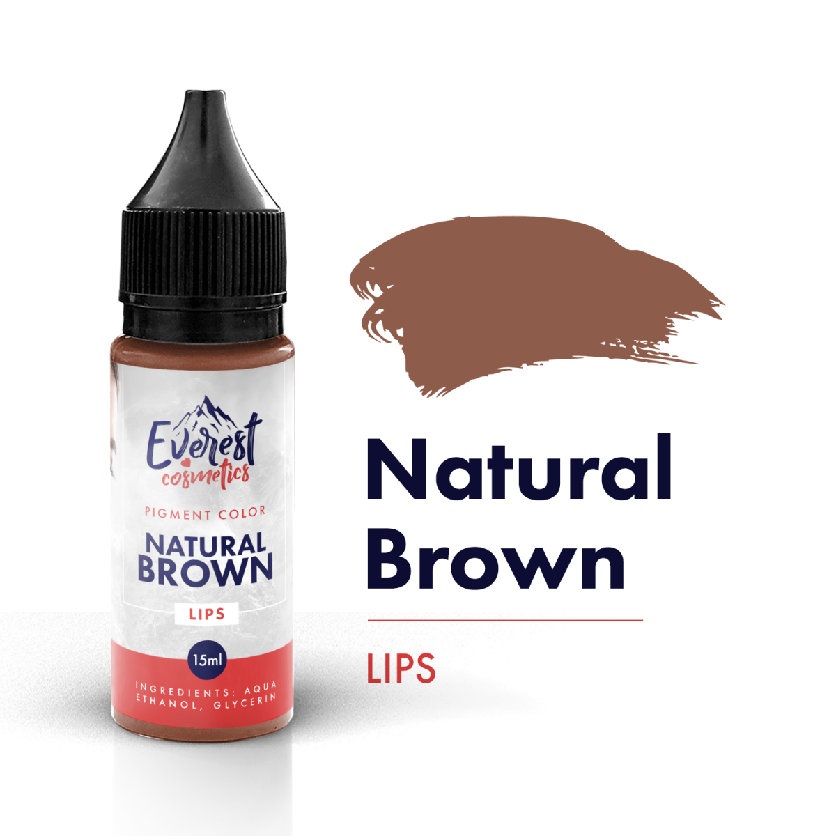 Пигмент Everest Natural Brown